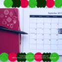 Holiday Edition of the Create Balance Method Planner