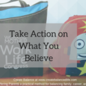 The Espouse-Enact Gap: how to take action on what you believe